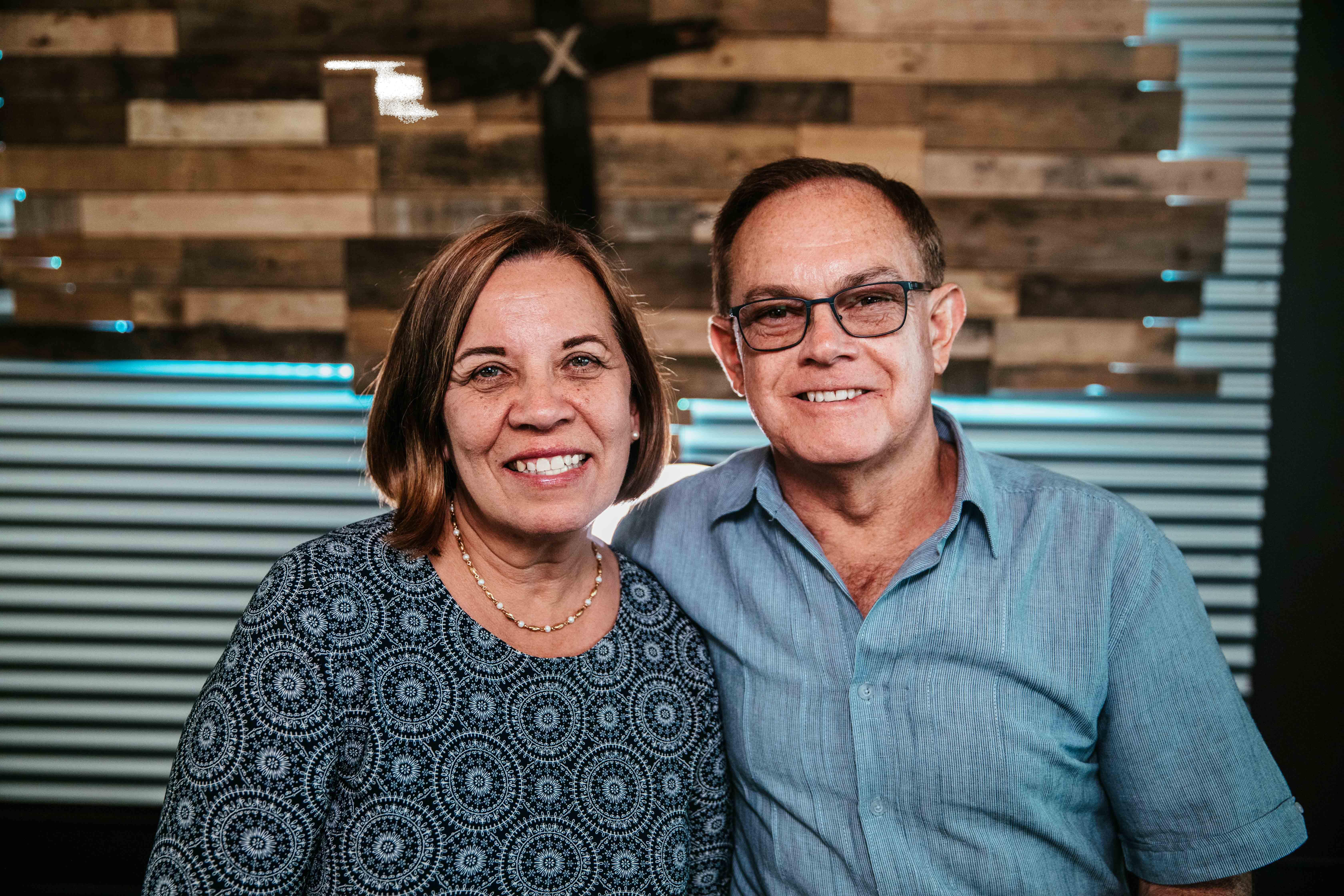 Carlos and Mariela Zapata